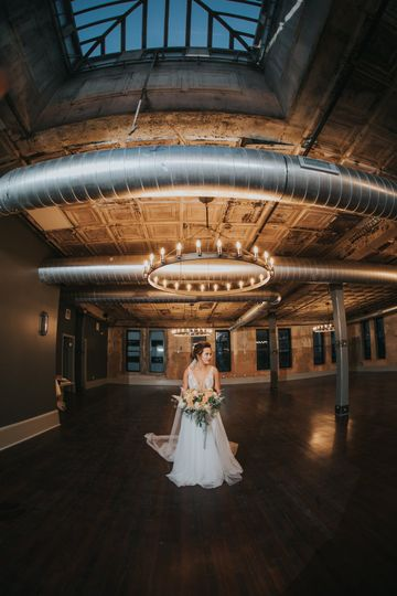Evening Bridal Session
