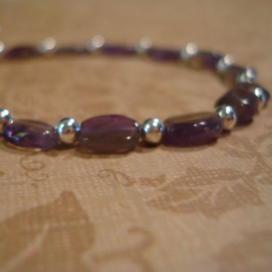 A beautiful and dainty bracelet for your bridesmaids or even the flower girl.  This bracelet is...