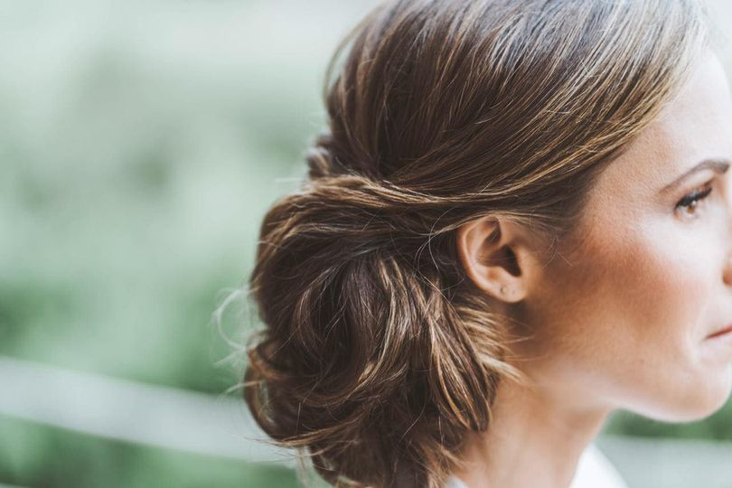 Rebeca Ochoa hair and makeup