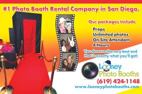 Looney Photo Booths