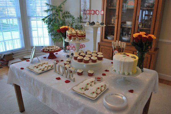 dessert bar from Buttercream Bakehouse, LLC