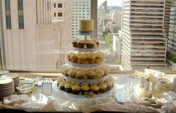 High Rise Cupcakes