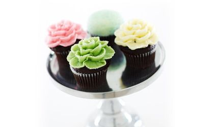 Trophy Cupcakes and Party 1