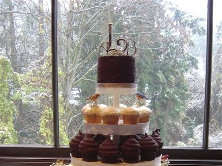 Tmx 1234239449954 Birdstowerfront Seattle wedding cake
