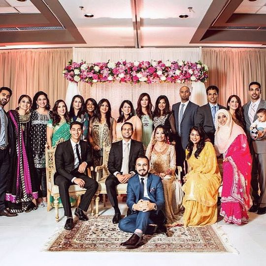 Indian and Pakistani Wedding