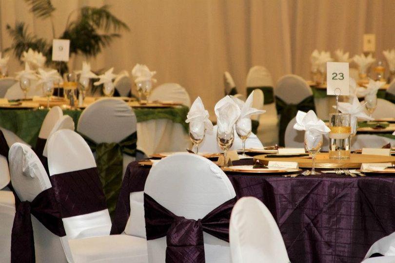 Violet motif