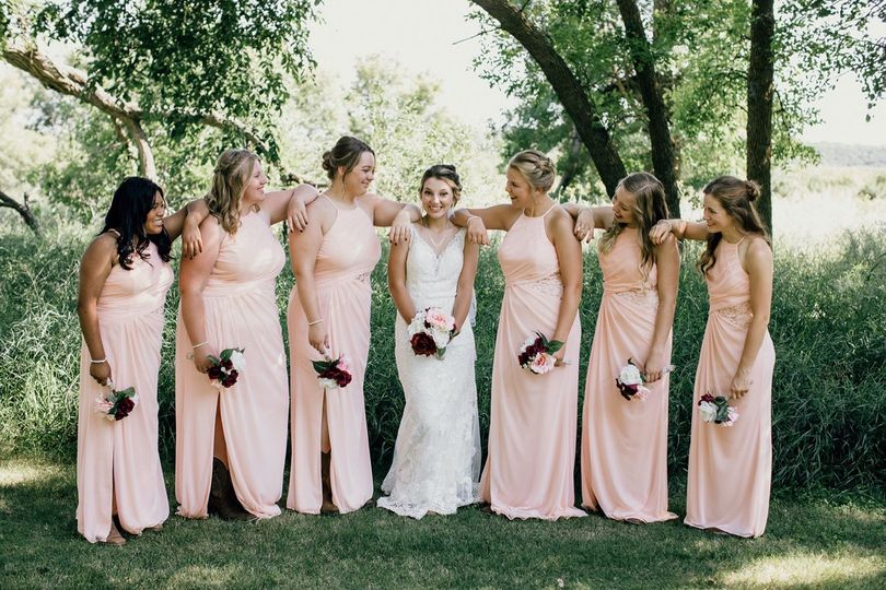 Wedding party - Abigail Maki Photography