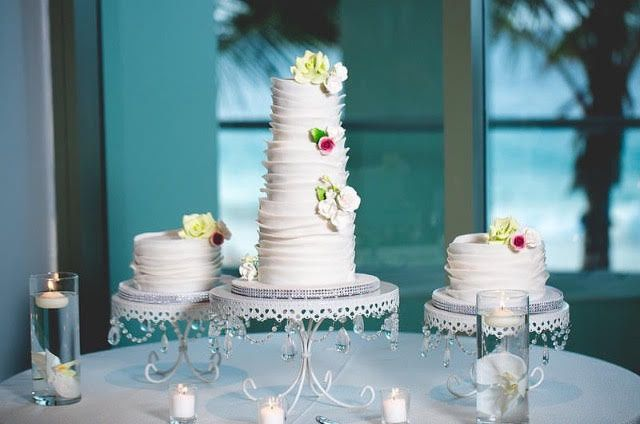 wedding cake la concha