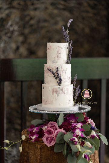 Boho Lavender Wedding
