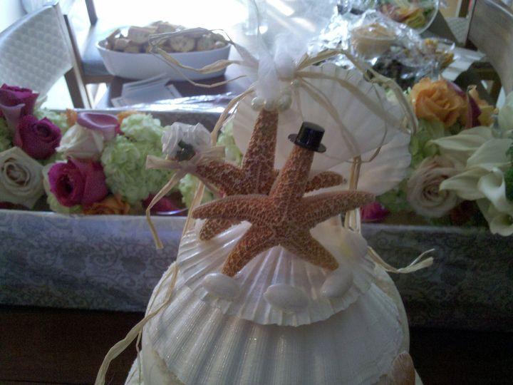 Tmx 1374001798677 Beach Cake Toppers Virginia Beach, VA wedding officiant