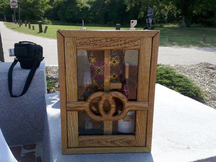 Tmx 1374002307686 Wine Box Closed Virginia Beach, VA wedding officiant
