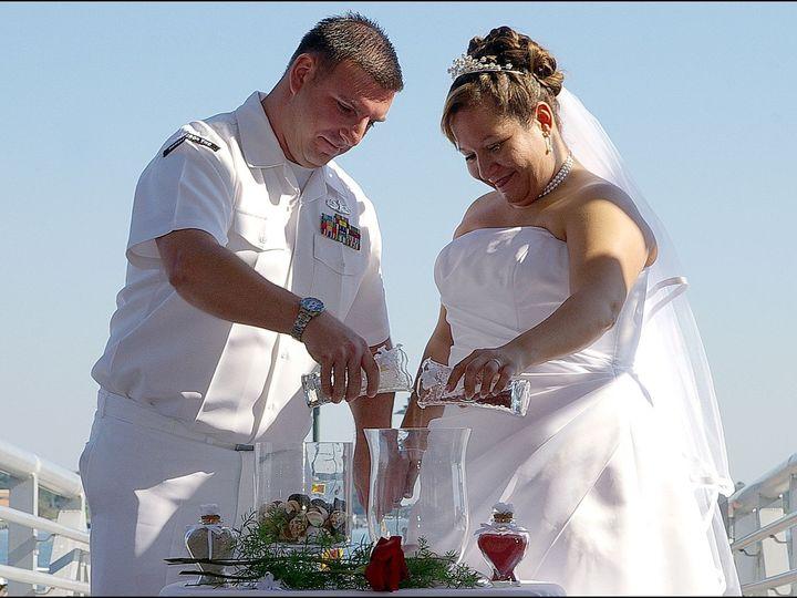 Tmx 1374002712592 Sand Ceremony3 Virginia Beach, VA wedding officiant