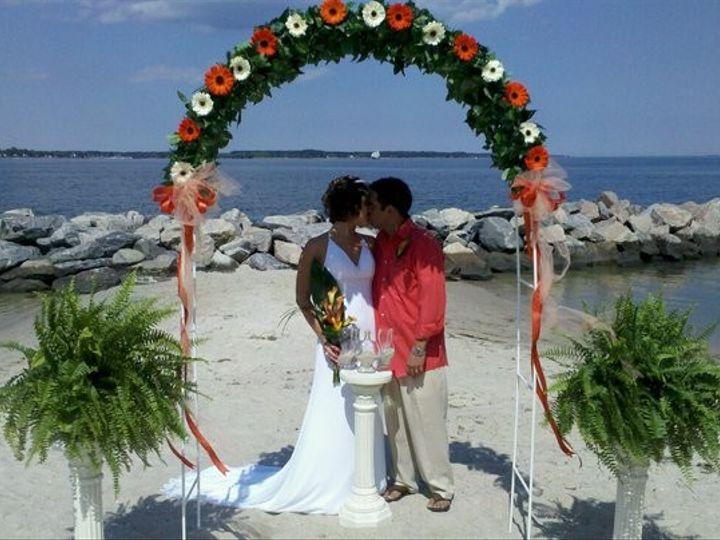 Tmx 1374002724877 Yorktown Beach Wedding2011 Virginia Beach, VA wedding officiant