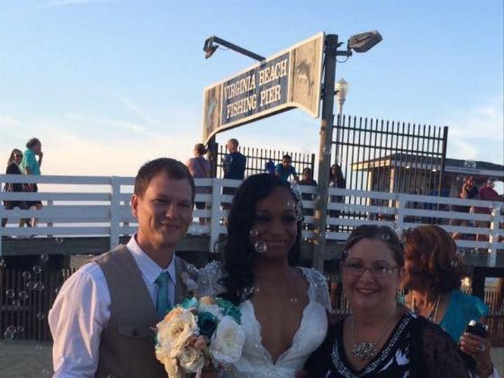 Tmx 1449767427177 8 9 15 Virginia Beach, VA wedding officiant
