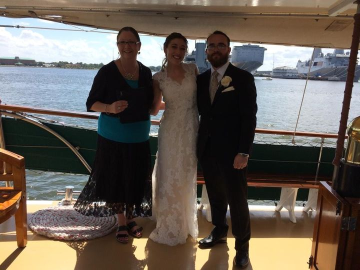 Tmx 1449767465805 10606140102046352139426097721720099760885951n Virginia Beach, VA wedding officiant