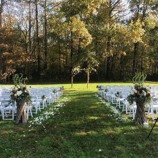 Farm and Barn Weddings