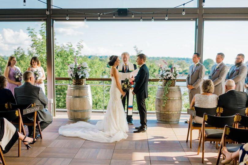 Terrace Ceremony