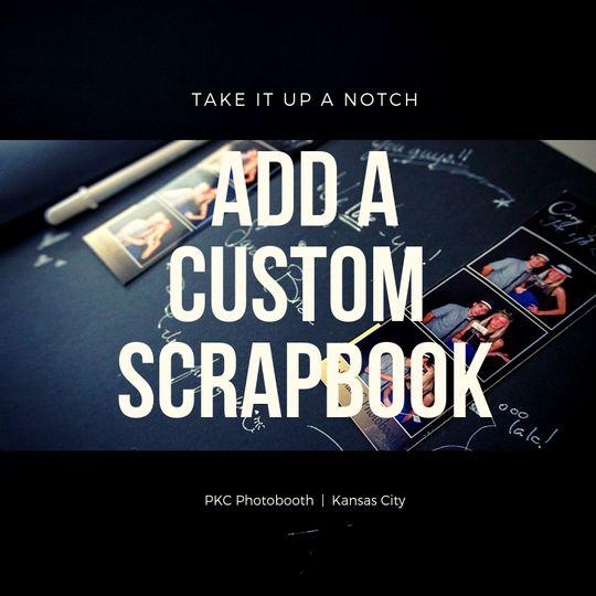 PKC add a custom scrapbook