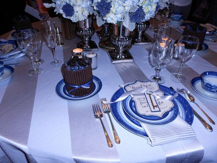 Tmx 1361888150215 IceBluewtundranapkins Lancaster wedding rental