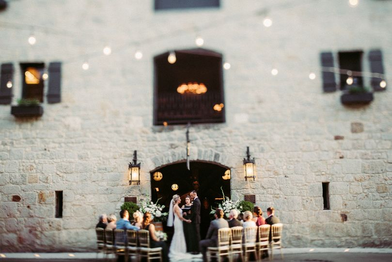 Winery wedding in Sonoma