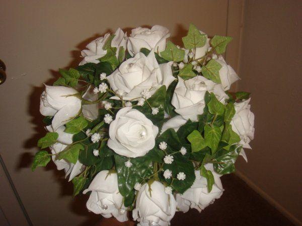 Tmx 1224892075045 RoseBouquet Thorofare wedding florist