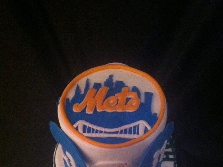 Tmx 1352763333368 MetsLogo Nesconset wedding cake