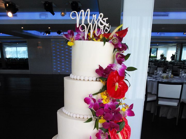 Tmx 1473531930447 Wedding 2 Nesconset wedding cake