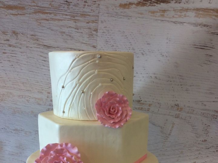 Tmx 1473531994654 Wedding 8 Nesconset wedding cake