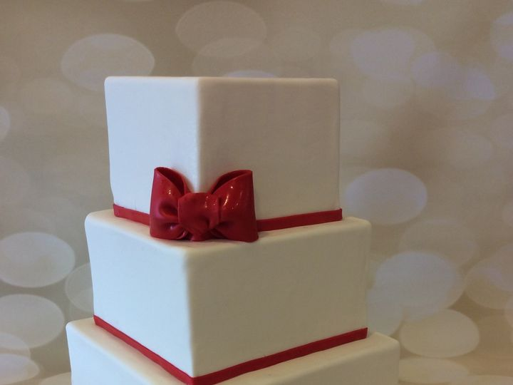 Tmx 1473532999990 Wedding 55 Nesconset wedding cake