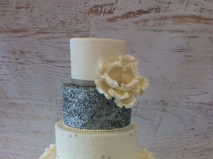 Tmx 1473533410255 Wedding 4 Nesconset wedding cake