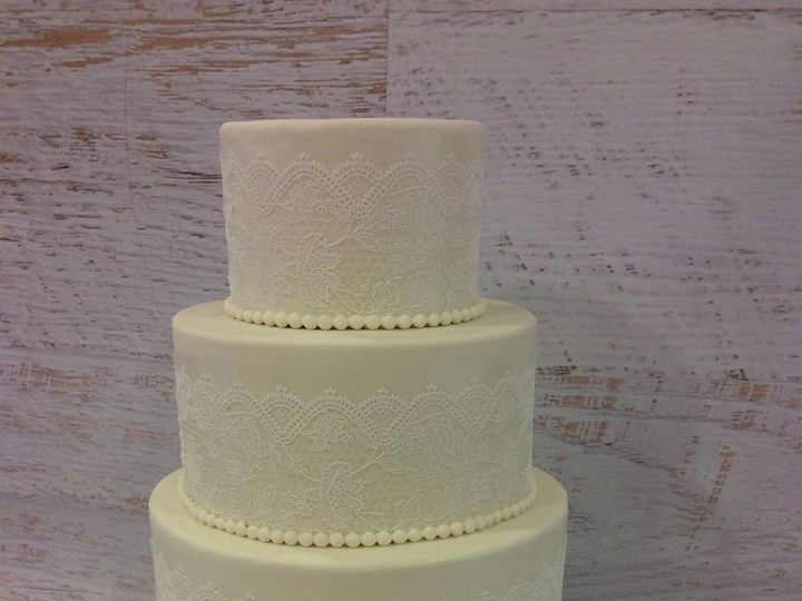 Tmx 1473533423844 Wedding Nesconset wedding cake