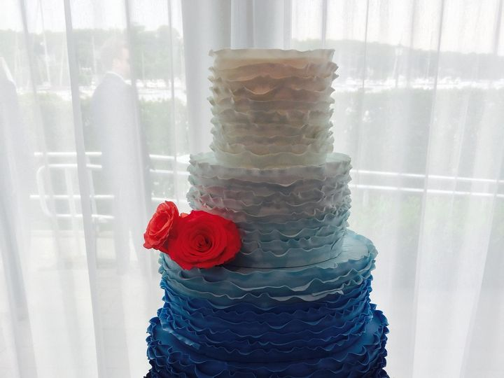 Tmx 1496094245198 Fullsizerender Nesconset wedding cake