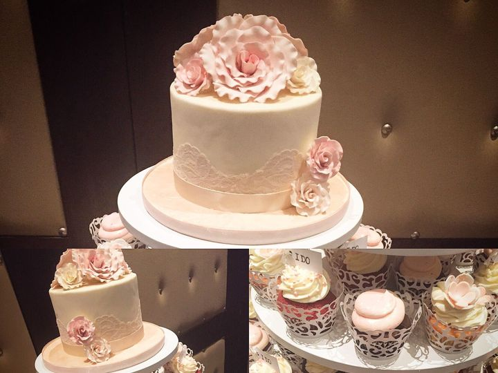 Tmx 1522720845 6d5236906a7c9bbc 1522720843 1749d4f9beef412a 1522720845042 31 Wedding   Display Nesconset wedding cake