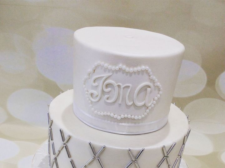 Tmx 1522720940 34a69bc7166fb989 1522720939 B585abcd47f88987 1522720941287 36 Wedding  9  Nesconset wedding cake