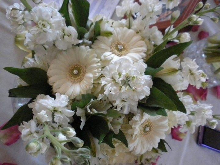 Tmx 1443299059838 All White Dover, NJ wedding florist