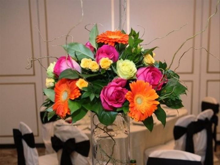 Tmx 1443299078486 Centerpiece Dover, NJ wedding florist