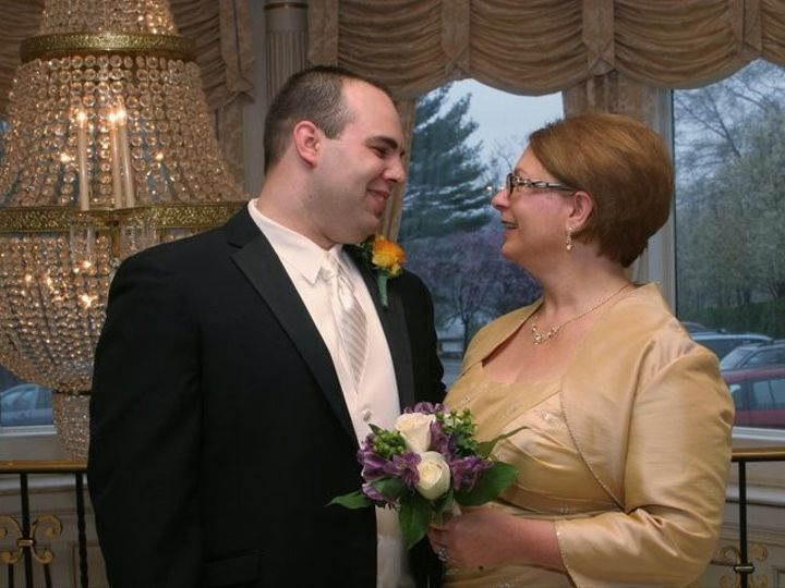 Tmx 1443299115379 Mom Dover, NJ wedding florist