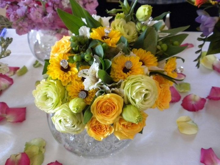 Tmx 1443299129759 Sunflowers Dover, NJ wedding florist