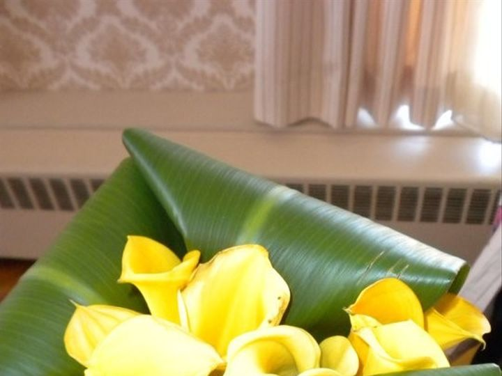 Tmx 1443299134778 Yellow Callas Dover, NJ wedding florist
