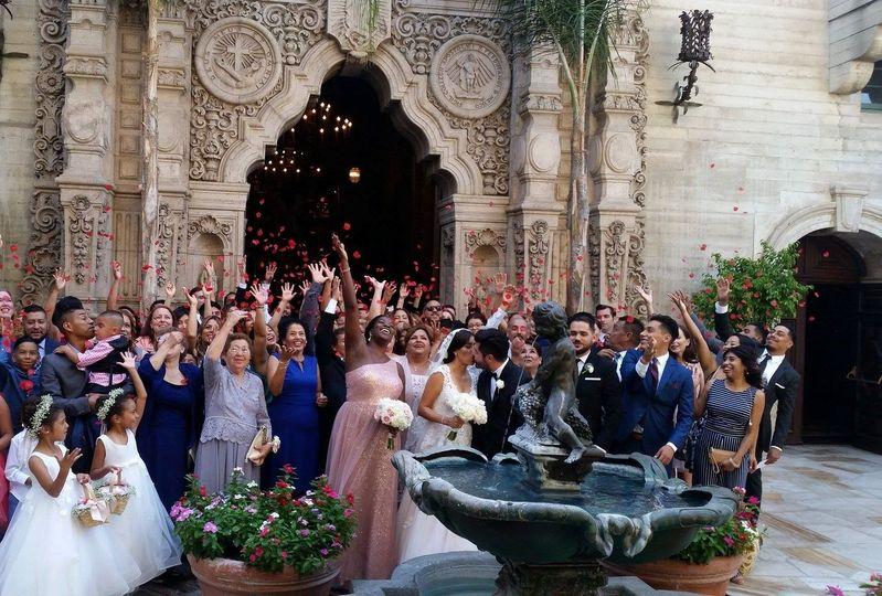 Bravo events sanabria wedding