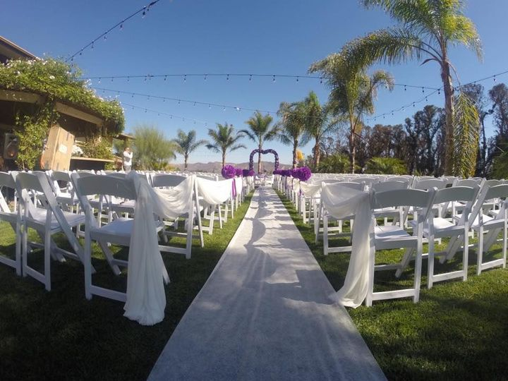Bravo Events Wedding venue