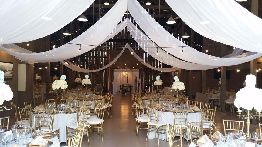 Bravo Events Wedding reception