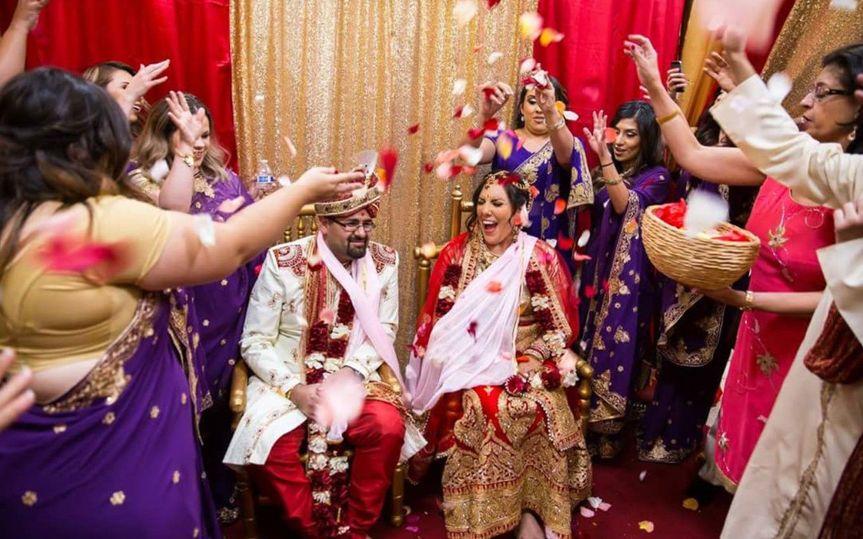 Bravo Events Gehani Wedding