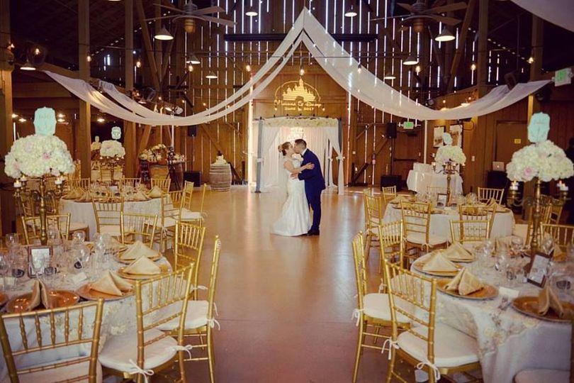 Camarillo Ranch Disney Wedding