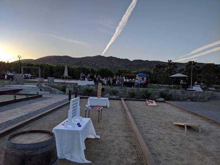Tmx Games In Wedding 51 996812 158162091469735 Ventura, CA wedding planner
