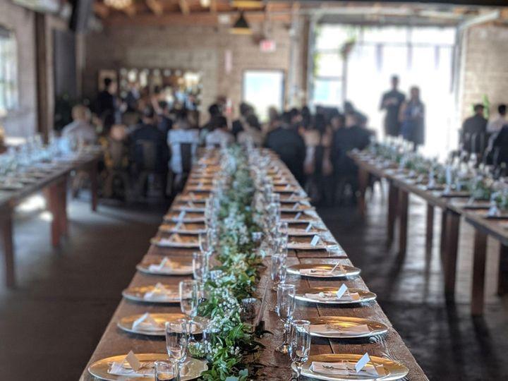 Tmx Long Farm Table Set Up 51 996812 158162093287110 Ventura, CA wedding planner