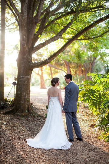heathcote botanical gardens wedding chris kruger 2
