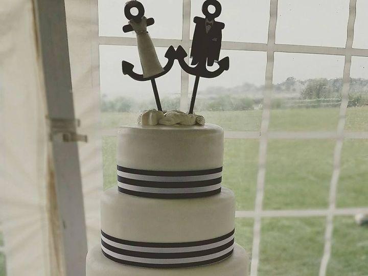 Tmx 1441043269244 Facebook 20150730 010623 Exeter wedding cake