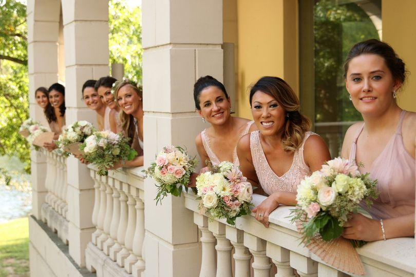 Airlie Warrenton, Virginia  Bridesmaids
