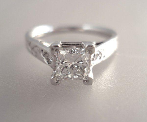 Tmx 1330550885893 PrincessRingfront Warren wedding jewelry